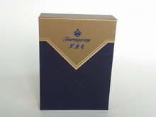 High Printing Cardboard Gift Packaging Boxes For Present