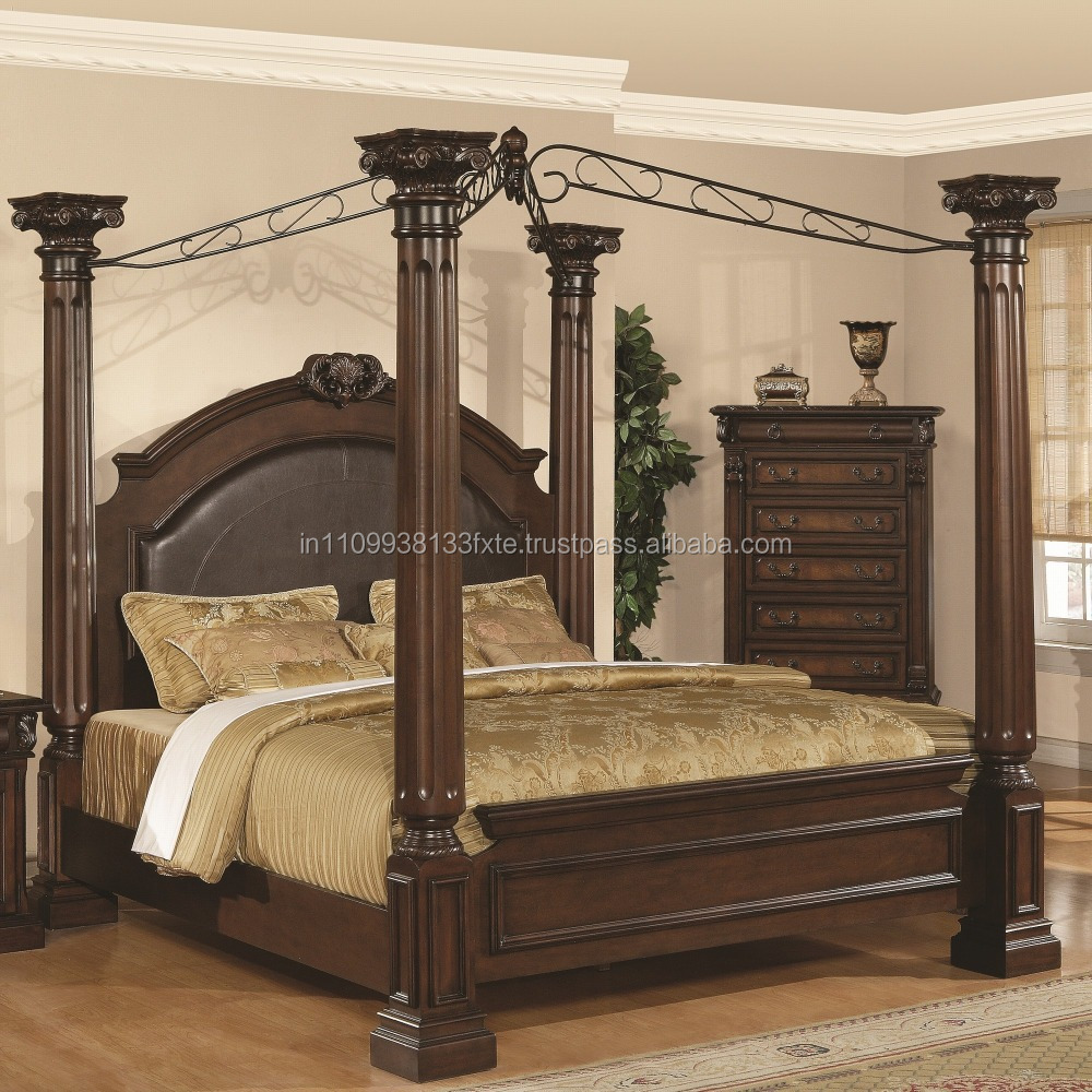 Wood Bed Designs : ... Bed,Guest Room Bed Classic Design Wooden Bed,Eco-friendly Wooden Bed