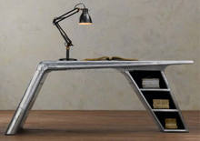 Aero Metal Contemporary office table