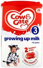 Vaca& cada vez mayor de la puerta de arriba del bebé la leche 1- 2 años nos