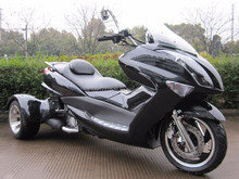 EPA&DOT APPROVED 300cc Trike Motorcycle Water Cooled Three 3 Wheels