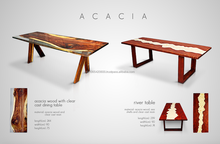 Acacia hard wooden Contemporary furniture and Accessories