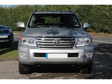 Used Toyota Land Cruiser V8 4.5 D-4D 2012