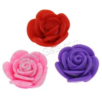 more colors for choice handmade Flower Polymer Clay Beads
