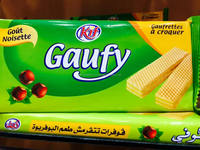 GAUFI WAFER BISCUITS