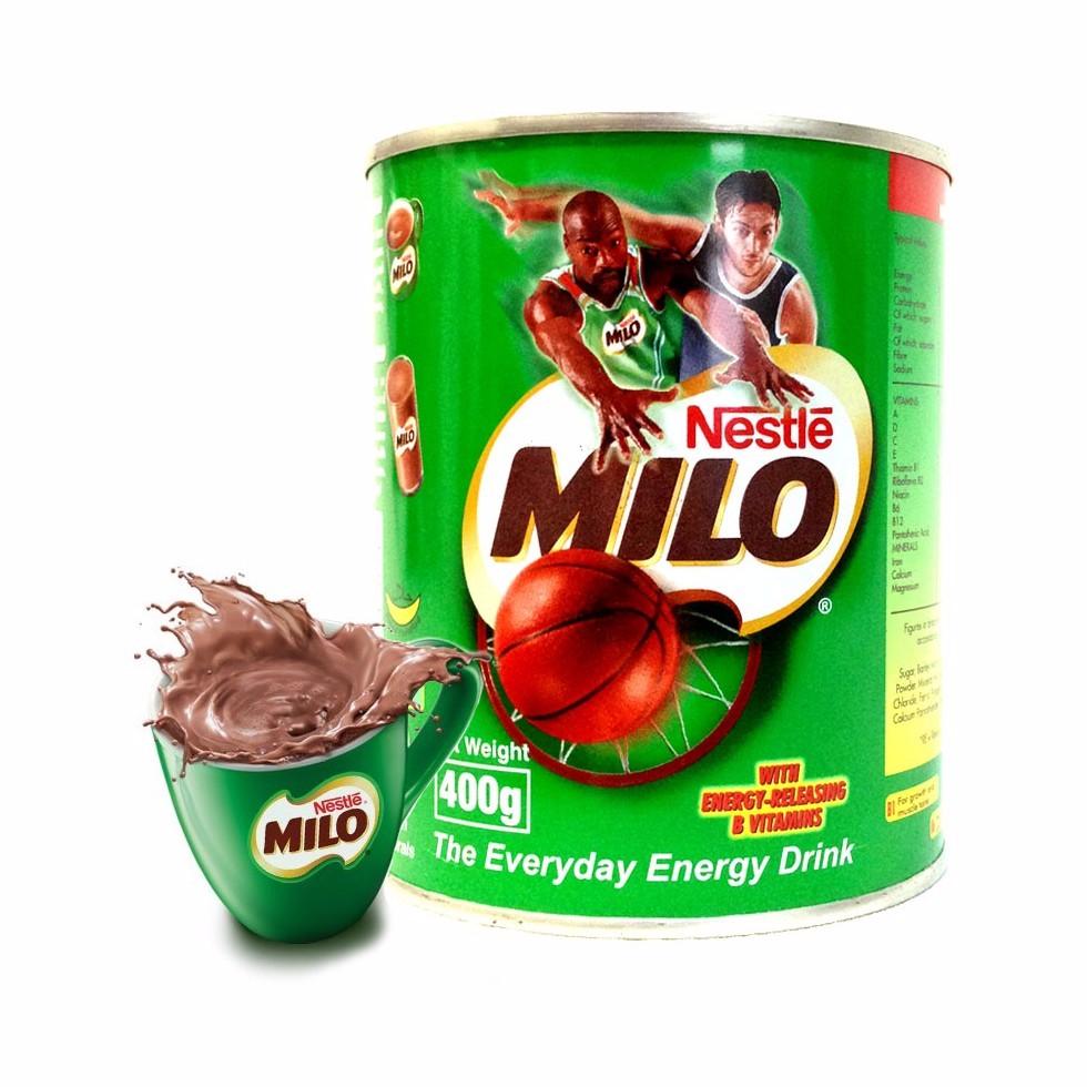 Milo Milk Powder Packed In Sachet 15 Gr
