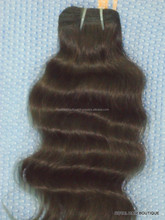 100% Raw Virgin Indian Remy Temple Hair for Weave, Indian Temple Hair