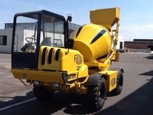 Self loading concrete mixer Fiori DB 250 S / 2005 / code 4991