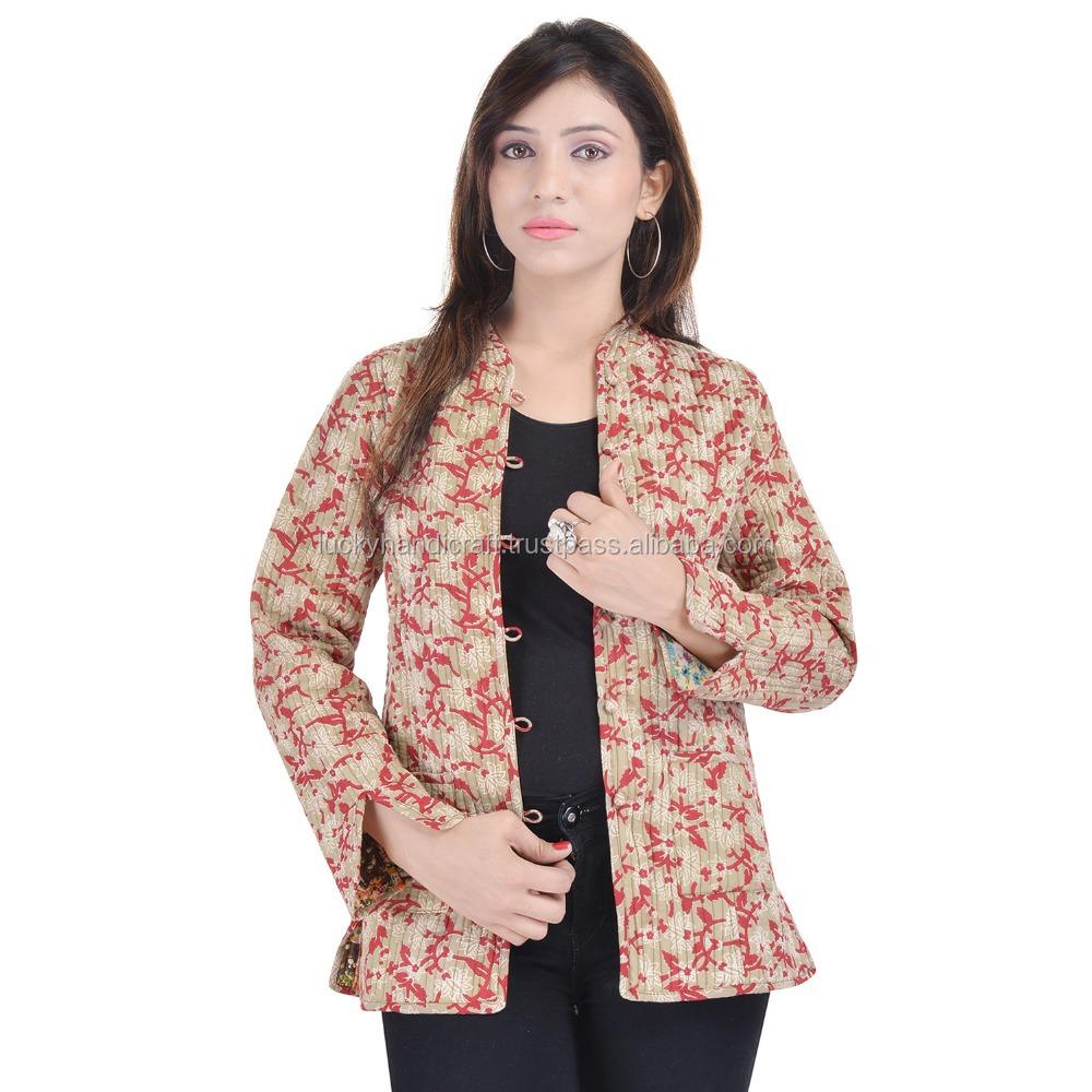 ladies cotton jackets - photo #38