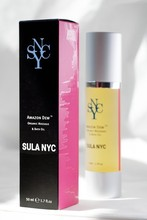 SCENTED ARGAN BODY OIL... moisturize body with sensual Ylang Ylang and Jasmin Sambac