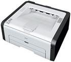 Ricoh SP211 A4 impressora a LASER monocromática USB 22 ppm 1200 x 600 dpi 150 SHEET bandeja de papel 2 ano de garantia