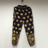 Sale Best Selling 100% Rayon elephant Aladdin pants 3.60 USD only