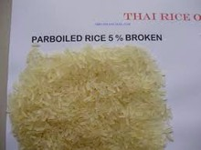 Top Quality 5% Broken Parboiled Rice