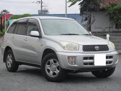 Toyota RAV4 J X G package ZCA26W 2000 Used Car