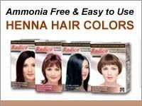 Best Herbal Hair Color Dye (Ammonia Free)