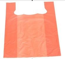 plain and print vegetable vest carrier plastic bags