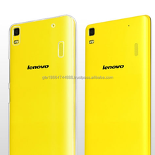 New fashion transparent TPU back case for Lenovo K3 NOTE