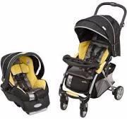 Evenflo Baby Infant Stroller Car Seat Canopy Umbrella Shade Travel