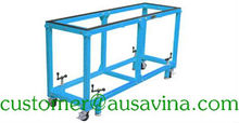 WORKING TABLE, stone processing table, stone carving table, stone rack, rack for stone, stone storage,tool,Vietnam Tool,Machine