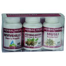 Men's health and Fitness plan/ Herbal Power Capsules for men