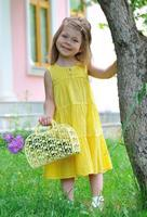 Wholesale fashion girl's dresses 100% linen. Designed and manufactured in Italy