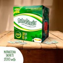 Stevia Sweetener extract Sachets / 2000 units