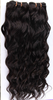 "20"" Water Wave Human Hair Exension"