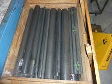 MACHINING ROUNDS BAR \ ROD PVC BARRE RONDE USINAGE