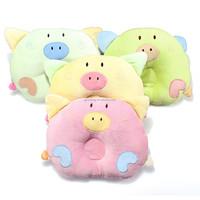 Beautiful Design Brand New Sleep Positioner Baby Infant Newborn Support Pillow Cushion Prevent Flat Head Colors Randomly