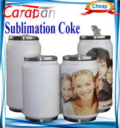 Sublimation Coke thermal can holder , silicone beer can holder coke cooler ,Insulated Stainless Steel Water Bottle