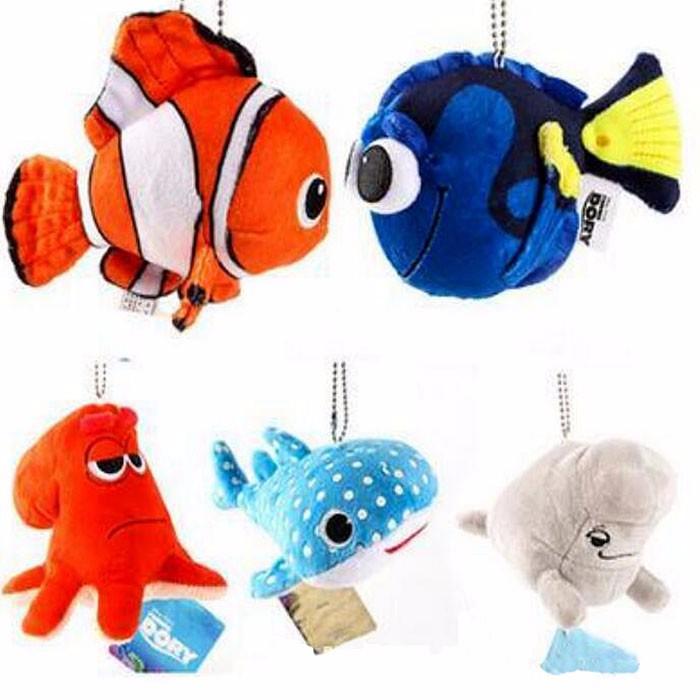 finding nemo 2 finding dory stuff plush doll toys pendant clownfish