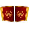 Masonic Regalia Embroidered Cuff