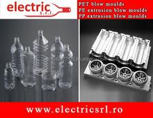 4 Cavity PET Mould for Automatic Machine