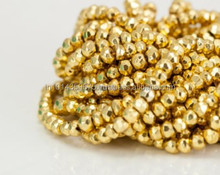 Gold Pyrite Gemstone Beads Material Natural Beads Manufacture & supply Wholesale Semi Precious Beads