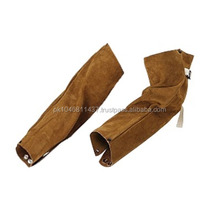 Leather welding sleeves
