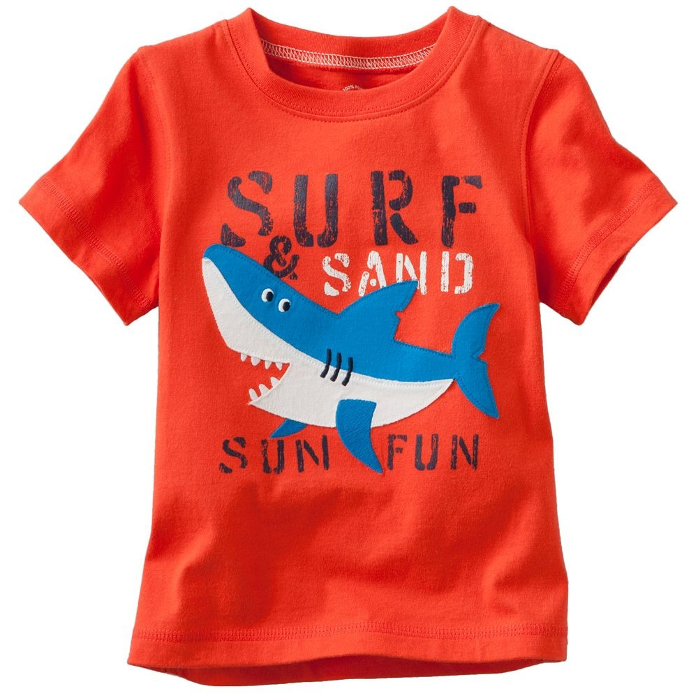 Top sell custom kid 100 cotton animal printing garment t for How to design and sell t shirts