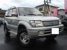 Toyota Land Cruiser Prado TX-LTD wide RZJ95W 1999 Used Car
