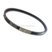 High quality and Best-selling Japanese motor cycle drive v belt for motorcycle ,Scooter 50cc~250cc also available