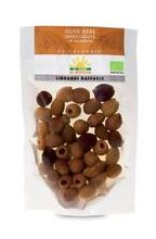 The Nourishment Pitted Black Olives In Brine Busta Organic 1kg