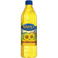 High Quality Cooking Oil Simply Flower 1l - Branded Cooking Oil