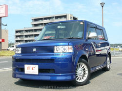 Popular and japanese trust used car Toyota bB 2002 used car
