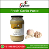 fresh garlic paste best price ,chili paste,ginger paste
