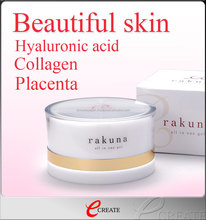 Moisturizing and Anti-aging skin care product All in one gel with beautiful skin made in Japan