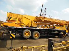 XCMG hydraulic mobile crane/truck crane max lifting 70 Ton