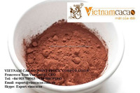 Brown Color Pure Black Cocoa Powder - Vietnamcacao
