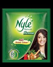 Nyle Naturals Henna Hair Colour Hair dye