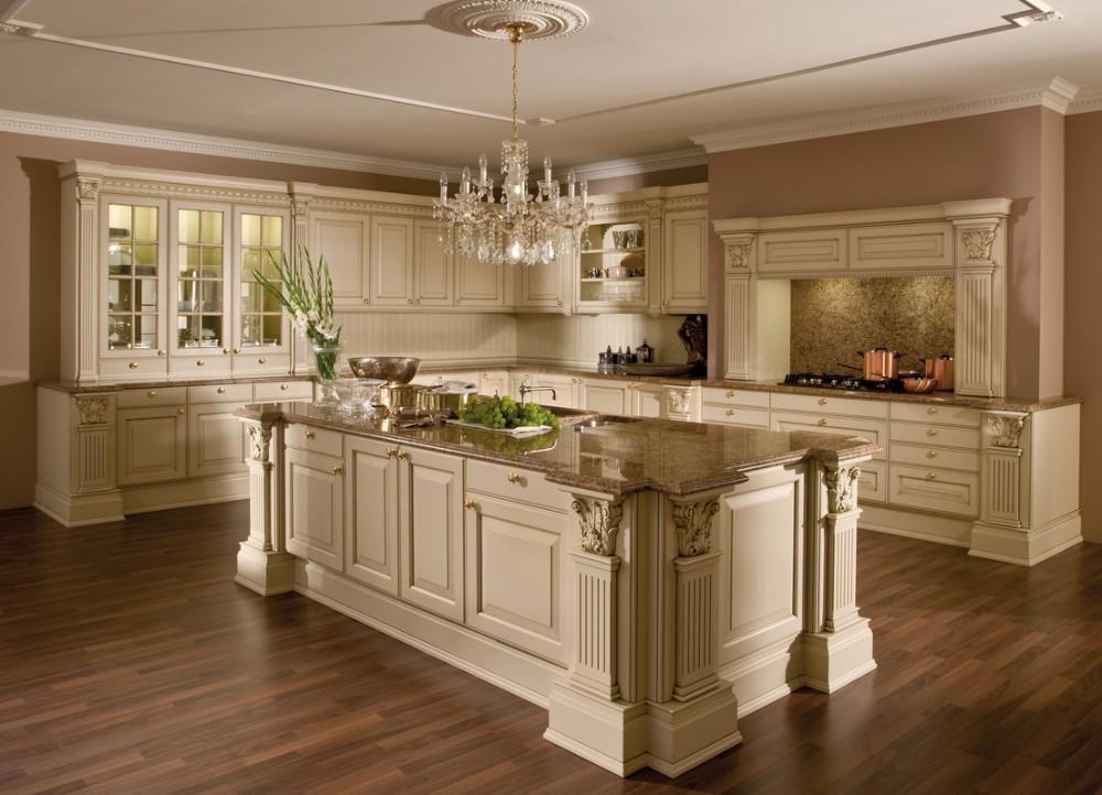 2016 de madera sólida del gabinete de cocina de madera, diseños ...