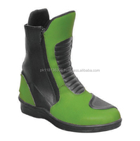 mens biker leather black boots shoes,no.9.motorcycle rider