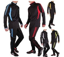 Soccer team tracksuits