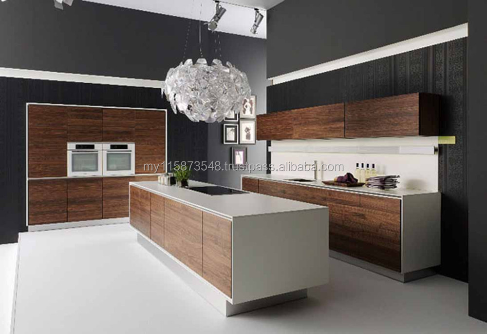 Melamine ABS Kitchen Cabinet
